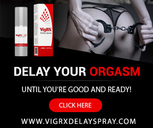 VigRX Delay Spray