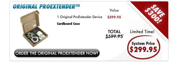 Original proextender system